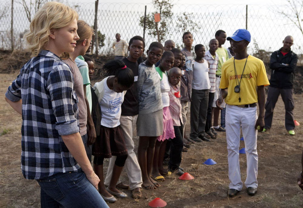 The Charlize Theron Africa Outreach Project
