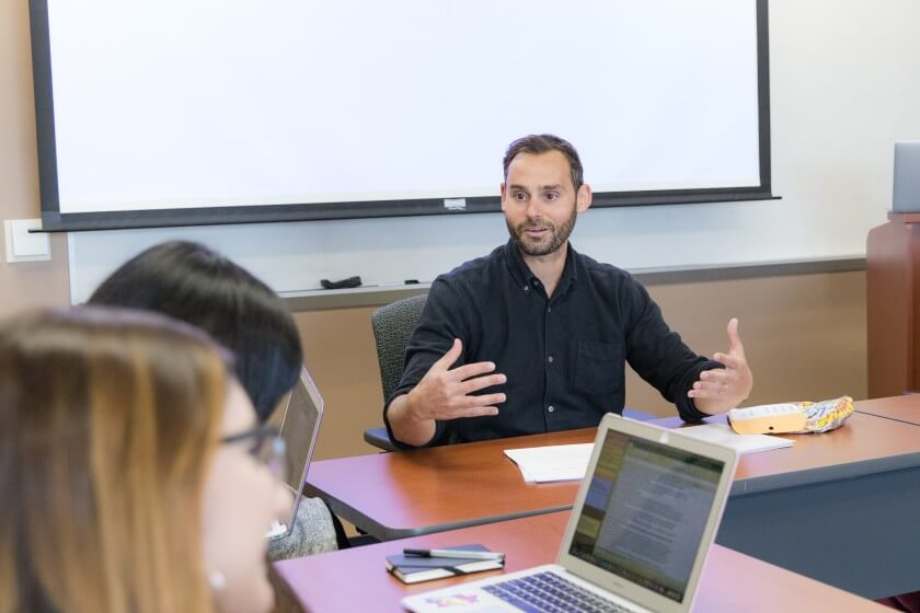 UC Irvine class teaches students the science of compassion