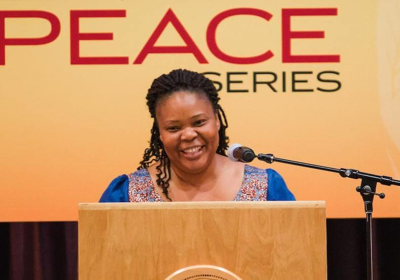 Living Peace Series Leymah Gbowee