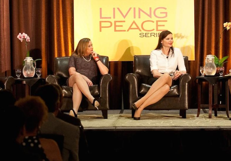 Women, War & Peace Living Peace Speaker Series at UC Irvine